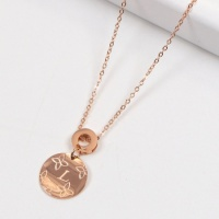 Louis Vuitton LV AAA Quality Necklace #523245