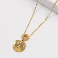 Louis Vuitton LV AAA Quality Necklace #523246