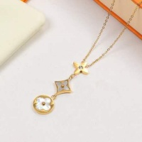 Louis Vuitton LV AAA Quality Necklace #523248