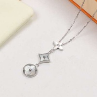 Louis Vuitton LV AAA Quality Necklace #523249