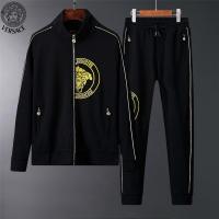 Versace Tracksuits Long Sleeved Zipper For Men #523425