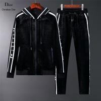 Christian Dior Tracksuits Long Sleeved Zipper For Men #523454
