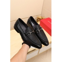 Ferragamo Leather Shoes For Men #524106