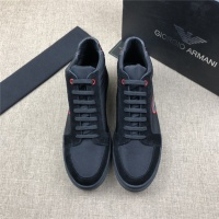 Armani High Tops Shoes For Men #524248
