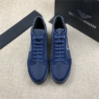 Armani High Tops Shoes For Men #524251