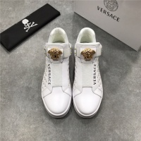 Versace High Tops Shoes For Men #524343