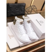Versace High Tops Shoes For Men #524346