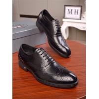 Prada Leather Shoes For Men #524412