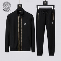 Versace Tracksuits Long Sleeved Zipper For Men #524452
