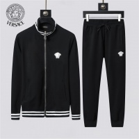 Versace Tracksuits Long Sleeved Zipper For Men #524453