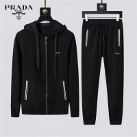Prada Tracksuits Long Sleeved Zipper For Men #524467