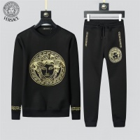 Versace Tracksuits Long Sleeved O-Neck For Men #524480