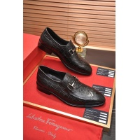 Ferragamo Leather Shoes For Men #524564