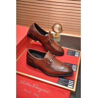 Ferragamo Leather Shoes For Men #524565