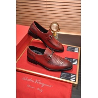 Ferragamo Leather Shoes For Men #524566