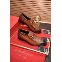 Ferragamo Leather Shoes For Men #524567