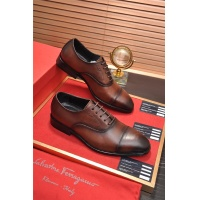 Ferragamo Leather Shoes For Men #524568