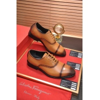Ferragamo Leather Shoes For Men #524570