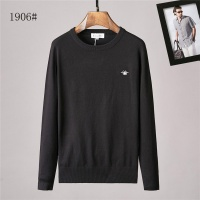 Christian Dior Sweaters Long Sleeved O-Neck For Men #524736