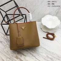 Prada AAA Quality Handbags #524737