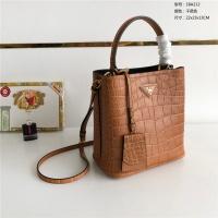 Prada AAA Quality Handbags #524744