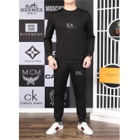 Armani Tracksuits Long Sleeved O-Neck For Men #524766