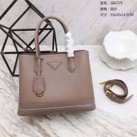 Prada AAA Quality Handbags #525014