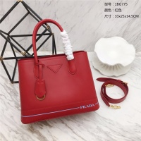 Prada AAA Quality Handbags #525016
