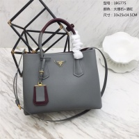Prada AAA Quality Handbags #525080