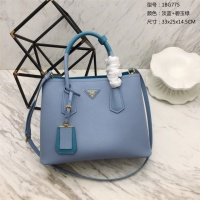 Prada AAA Quality Handbags #525081