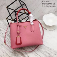 Prada AAA Quality Handbags #525083