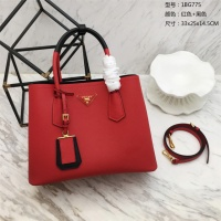 Prada AAA Quality Handbags #525084