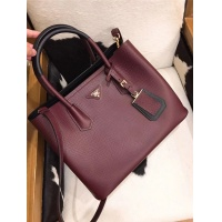 Prada AAA Quality Handbags #525086