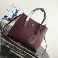 Prada AAA Quality Handbags #525092