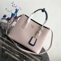 Prada AAA Quality Handbags #525095