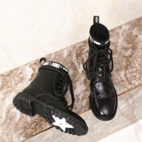 Cheap Christian Dior Boots For Women #525173 Replica Wholesale [$89.24 USD] [W#525173] on Replica Christian Dior Boots
