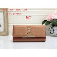 Cheap Yves Saint Laurent YSL Fashion Wallets #525297 Replica Wholesale [$16.49 USD] [W#525297] on Replica Yves Saint Laurent YSL Wallets