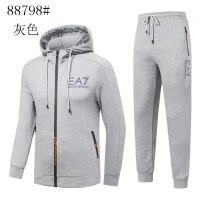 Armani Tracksuits Long Sleeved Zipper For Men #525326