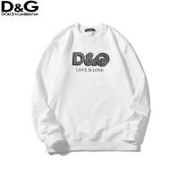 Dolce & Gabbana D&G Hoodies Long Sleeved O-Neck For Men #525334