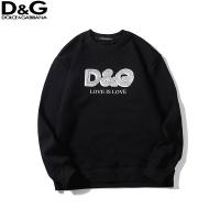 Dolce & Gabbana D&G Hoodies Long Sleeved O-Neck For Men #525335