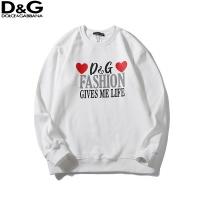 Dolce & Gabbana D&G Hoodies Long Sleeved O-Neck For Men #525336