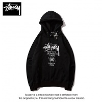 Cheap Stussy Hoodies Long Sleeved Hat For Men #525374 Replica Wholesale [$36.86 USD] [W#525374] on Replica Stussy Hoodies