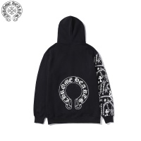 Cheap Chrome Hearts Hoodies Long Sleeved Hat For Men #525380 Replica Wholesale [$42.68 USD] [W#525380] on Replica Chrome Hearts Hoodies