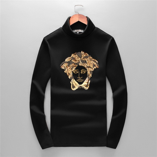 Cheap Versace Bottoming T-Shirts Long Sleeved For Men #525423 Replica Wholesale [$41.71 USD] [W#525423] on Replica Versace T-Shirts