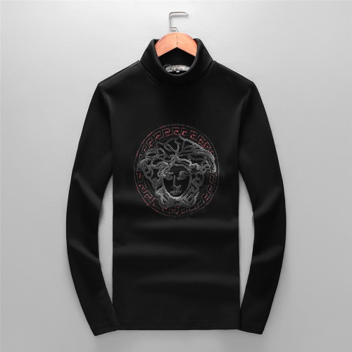 Cheap Versace Bottoming T-Shirts Long Sleeved For Men #525427 Replica Wholesale [$41.71 USD] [W#525427] on Replica Versace T-Shirts