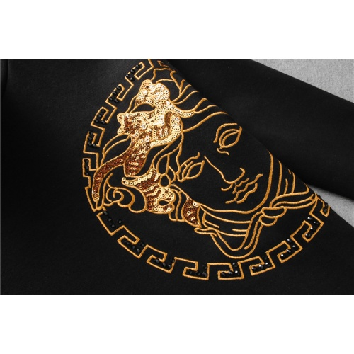 Cheap Versace Bottoming T-Shirts Long Sleeved For Men #525428 Replica Wholesale [$41.71 USD] [W#525428] on Replica Versace T-Shirts