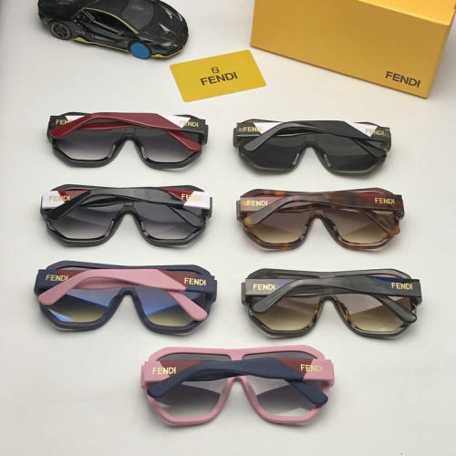 Cheap Fendi AAA Quality Sunglasses #525532 Replica Wholesale [$60.14 USD] [W#525532] on Replica Fendi AAA Sunglasses