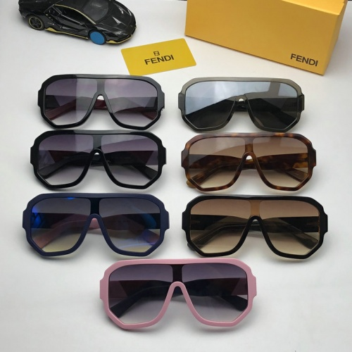 Cheap Fendi AAA Quality Sunglasses #525542 Replica Wholesale [$60.14 USD] [W#525542] on Replica Fendi AAA Sunglasses