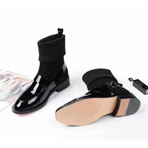 Cheap Givenchy Boots For Women #525557 Replica Wholesale [$89.24 USD] [W#525557] on Replica Givenchy Boots