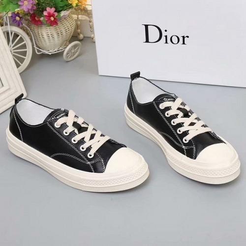 Cheap Christian Dior Casual Shoes For Women #525645 Replica Wholesale [$77.60 USD] [W#525645] on Replica Christian Dior Shoes